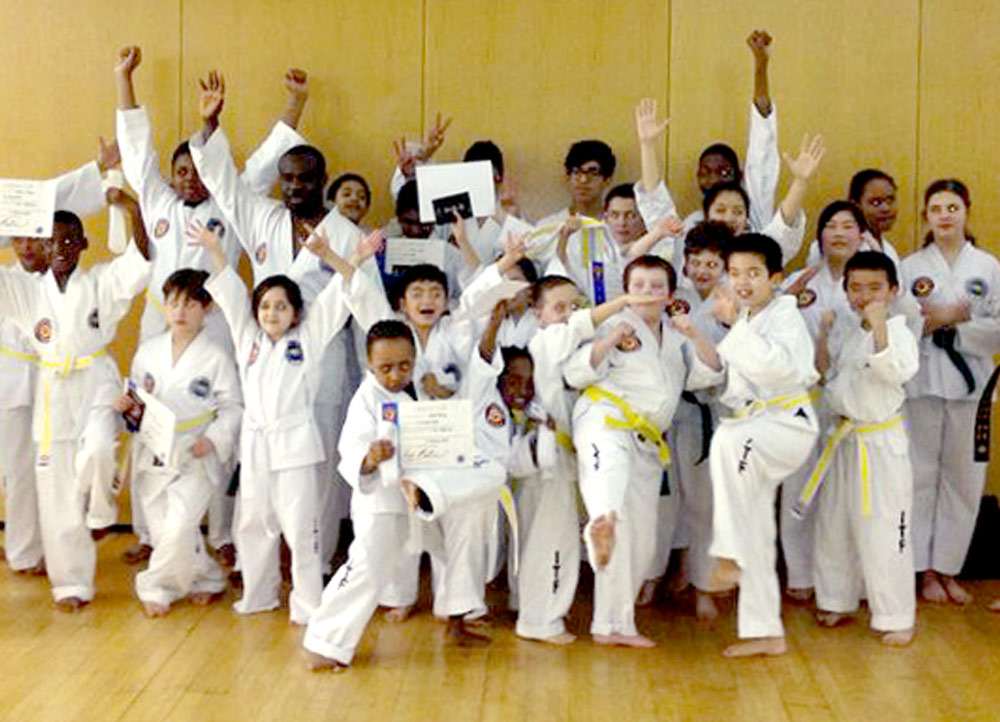 Peckham Classes – Focus Tae Kwon-Do | ITF Tae Kwon-Do Classes in